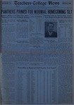 Daily Eastern News: October 18, 1935 by Eastern Illinois University