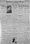 Daily Eastern News: October 29, 1935 by Eastern Illinois University