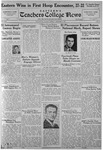 Daily Eastern News: December 08, 1936 by Eastern Illinois University