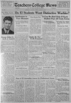 Daily Eastern News: January 14, 1936 by Eastern Illinois University