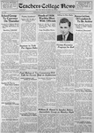 Daily Eastern News: January 21, 1936 by Eastern Illinois University