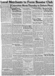 Daily Eastern News: July 21, 1936