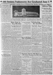 Daily Eastern News: June 09, 1936 by Eastern Illinois University