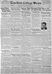 Daily Eastern News: March 31, 1936 by Eastern Illinois University