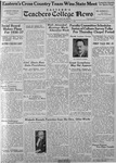 Daily Eastern News: November 17, 1936 by Eastern Illinois University