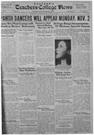 Daily Eastern News: October 27, 1936 by Eastern Illinois University