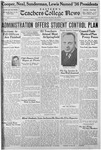 Daily Eastern News: September 22, 1936