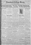 Daily Eastern News: September 29, 1936 by Eastern Illinois University