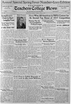 Daily Eastern News: April 20, 1937