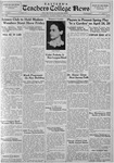 Daily Eastern News: April 27, 1937 by Eastern Illinois University