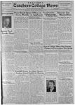 Daily Eastern News: February 09, 1937 by Eastern Illinois University