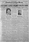 Daily Eastern News: February 23, 1937 by Eastern Illinois University