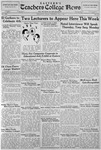 Daily Eastern News: July 07, 1937 by Eastern Illinois University