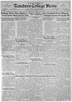 Daily Eastern News: July 13, 1937 by Eastern Illinois University
