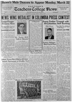 Daily Eastern News: March 16, 1937
