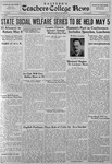 Daily Eastern News: May 04, 1937 by Eastern Illinois University