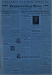 Daily Eastern News: May 07, 1937 by Eastern Illinois University