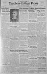 Daily Eastern News: November 02, 1937 by Eastern Illinois University