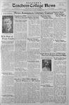 Daily Eastern News: November 16, 1937 by Eastern Illinois University