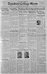 Daily Eastern News: November 23, 1937