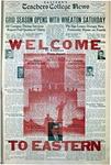 Daily Eastern News: September 21, 1937 by Eastern Illinois University