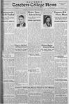 Daily Eastern News: September 28, 1937 by Eastern Illinois University