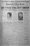 Daily Eastern News: March 22, 1938 by Eastern Illinois University