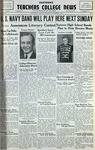 Daily Eastern News: November 09, 1938 by Eastern Illinois University