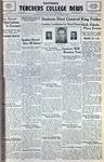 Daily Eastern News: November 16, 1938 by Eastern Illinois University
