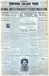 Daily Eastern News: October 11, 1938 by Eastern Illinois University