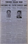 Daily Eastern News: October 19, 1938 by Eastern Illinois University