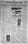 Daily Eastern News: October 28, 1938 by Eastern Illinois University