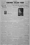 Daily Eastern News: September 27, 1938 by Eastern Illinois University