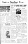 Daily Eastern News: December 06, 1939 by Eastern Illinois University