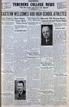 Daily Eastern News: February 15, 1939 by Eastern Illinois University