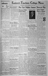 Daily Eastern News: July 26, 1939 by Eastern Illinois University