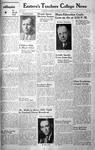 Daily Eastern News: June 22, 1939 by Eastern Illinois University