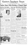 Daily Eastern News: November 01, 1939 by Eastern Illinois University