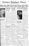 Daily Eastern News: November 15, 1939