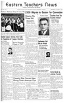 Daily Eastern News: October 04, 1939 by Eastern Illinois University