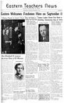 Daily Eastern News: September 01, 1939
