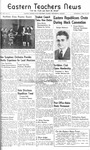 Daily Eastern News: April 17, 1940 by Eastern Illinois University