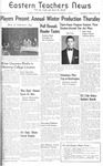Daily Eastern News: February 21, 1940 by Eastern Illinois University