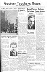 Daily Eastern News: January 10, 1940 by Eastern Illinois University