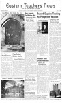 Daily Eastern News: July 01, 1940 by Eastern Illinois University