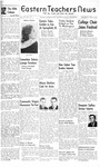 Daily Eastern News: July 24, 1940 by Eastern Illinois University