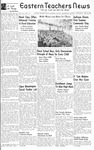 Daily Eastern News: June 19, 1940 by Eastern Illinois University