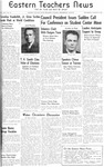 Daily Eastern News: March 13, 1940 by Eastern Illinois University