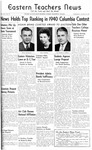 Daily Eastern News: March 20, 1940