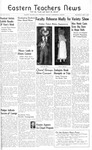 Daily Eastern News: May 08, 1940 by Eastern Illinois University
